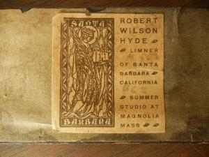 Robert Wilson Hyde Motto