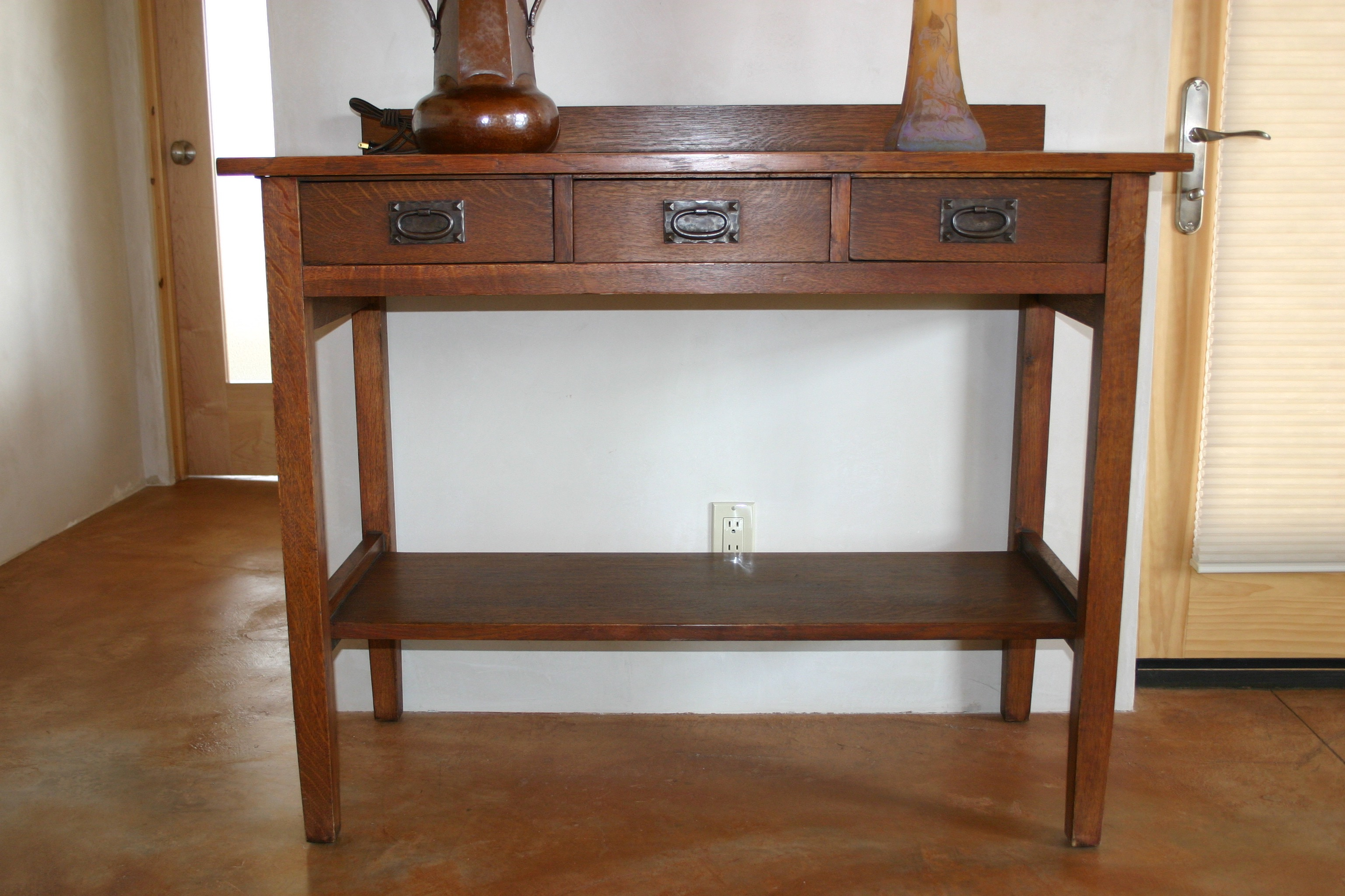 living chair arts oak crafts gl office size mission of prices with used green table online wood nightstand lamp dressers craftsman kitchen slag dining for stickely and full mattresses desk lamps antique panel floor stickley benton sale style room furniture by box torchiere