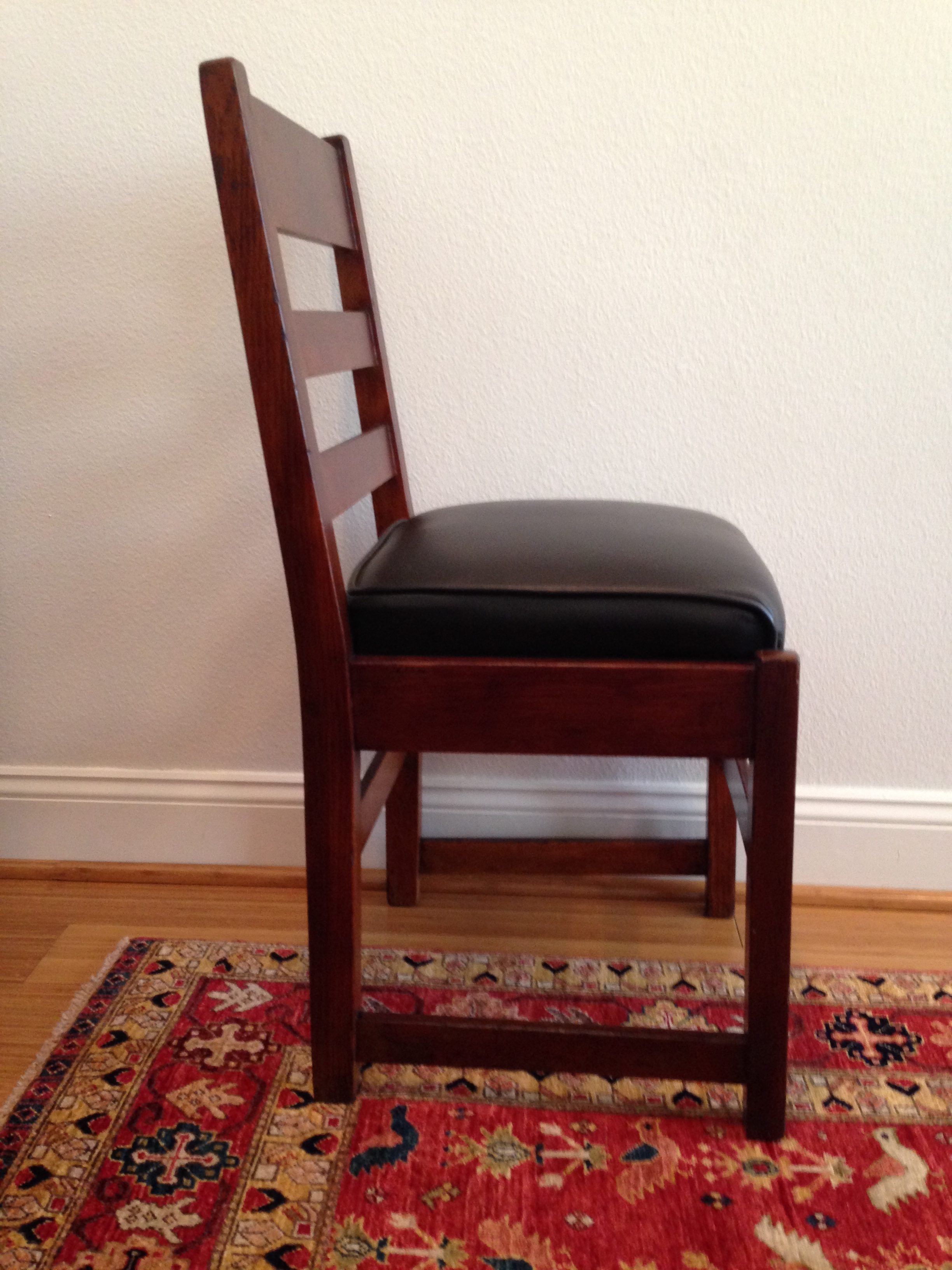 Stickley Dining Room Furniture: L&JG STICKLEY DINING CHAIRS